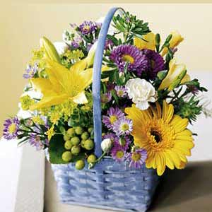 Denville Florist | Beautiful Basket